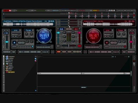 DJ - Update: Some people have been saying they don't have the MixLab V3.1 skin or it doesn't fit their screen. Solutions Can't find skin? Download it here and put...