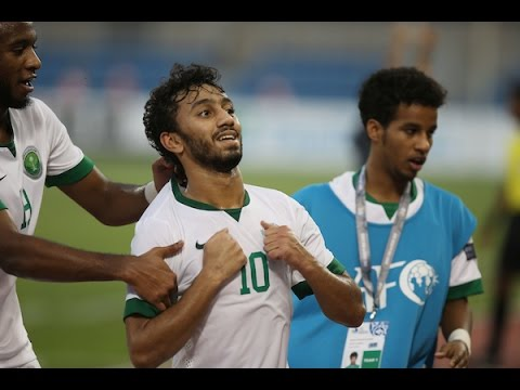 Xem lại Saudi Arabia U19 6 - 5 Iran U19 27-10-2016, Highlights, AFC Championship U19 2016