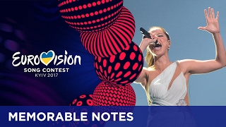 Video Memorable notes at the Eurovision Song Contest MP3, 3GP, MP4, WEBM, AVI, FLV Juni 2018
