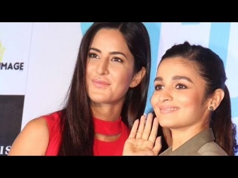 Katrina Kaif Is An Inspiration To Everyone Says Alia Bhatt