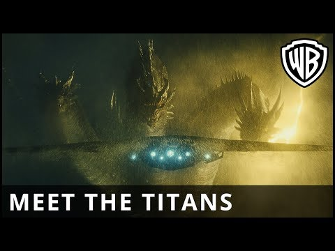 Godzilla II Rey de los Monstruos - Meet the Titans?>