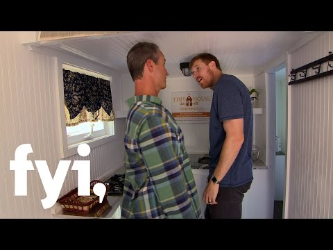 NBA Player Tries to Live in Tiny House