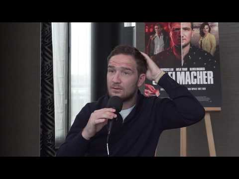Frederick Lau im Interview über seinen neuen Film Spielmacher