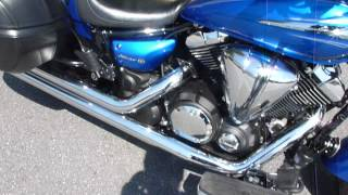 6. 2012 Yamaha V Star 950 Tourer