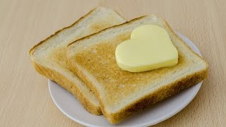 How To Perfectly Butter Toast