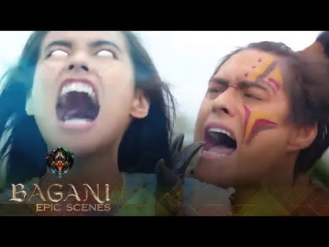 Bagani Epic Scenes: 'BAGANI Mayari Is Back' Episode