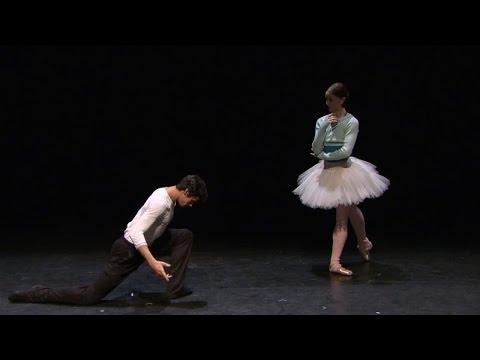 Swan Lake: A beginner's guide - Ballet Mime (The Royal Ballet)
