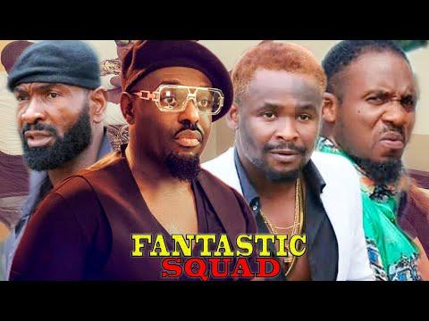 Fantastic Squad Season 1&2 - Zubby Micheal| New Movie| 2018 Latest Nigerian Nollywood Movie