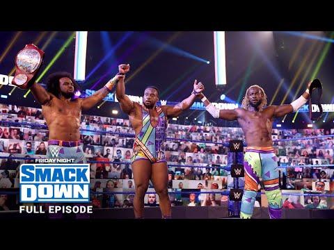 WWE SmackDown Full Episode, 16 October 2020
