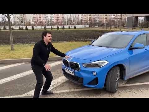 Эмоциональный обзор BMW X2