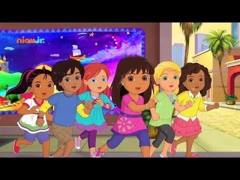 DORA AND FRIEND Into the City Full EPisodes Magic Land ✔New Full Episodes