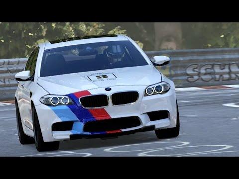 Mastering the Nurburgring! No Assists, No Map, No HUD! (Forza 5)