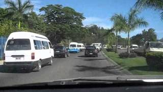 Honiara Solomon Islands  City pictures : Drive through Honiara - Solomon Islands