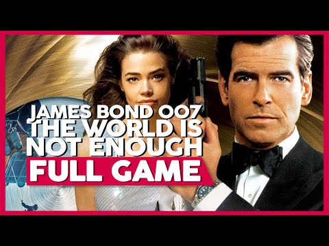 007: The World Is Not Enough | Full Game Playthrough | No Commentary [PS1]