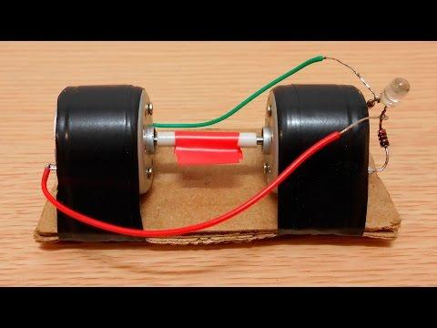 лодочный электромотор как генератор