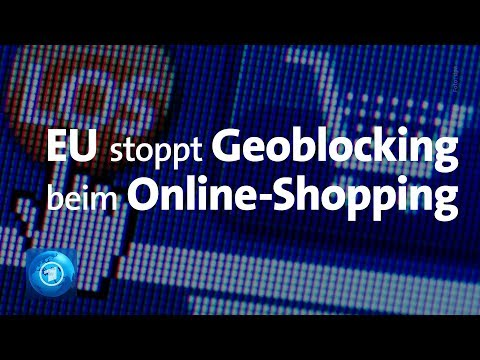 Online-Shopping: Die EU stoppt das Geoblocking