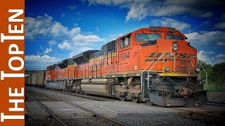 Video The Top Ten Most Powerful Locomotives in the World MP3, 3GP, MP4, WEBM, AVI, FLV Desember 2017