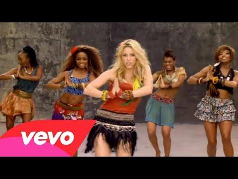 Shakira - Waka Waka (This Time For Africa) ft. Freshlyground (Official Video)