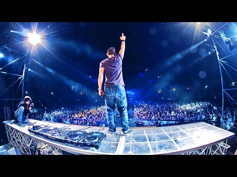 Hardwell Live In Palermo Italy 2012