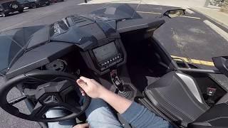 7. 2019 Polaris Slingshot SL Demo Day Ride-Along