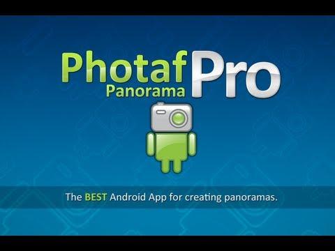 Video of Photaf Panorama Pro