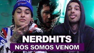 Rap do Venom (Homem-Aranha) - NÓS SOMOS VENOM | NERD HITS | REACT / ANÁLISE VERSATIL
