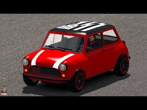 Austin Mini Breizh Edition