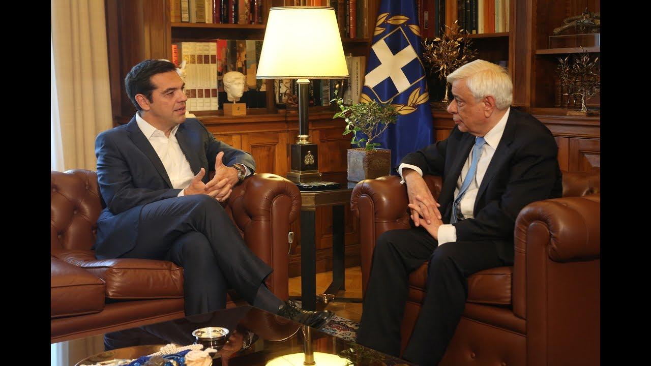 Ενημέρωση του ΠτΔ για τη συμφωνία του Eurogroup της 15ης Ιουνίου