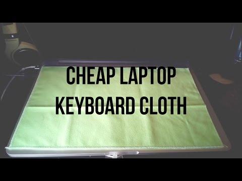 Cheap China Keyboard Cloth (For my Macbook Pro Retina)