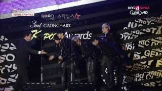 Nonton 12 02 2014 B A P    Award   One Shot   Kbs Joy Gaon Chart K Pop Awards Film Subtitle Indonesia Streaming Movie Download