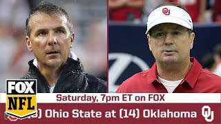 Oklahoma vs Ohio State Extended Preview - 'Breaking The Huddle with Joel Klatt' by FOX Sports