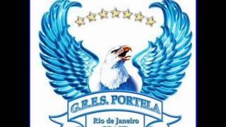 GRES Portela - Ilu Ayê (1972) - Mestre Marçal