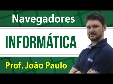 Informática para Concursos - Navegadores/Browser - AlfaCon