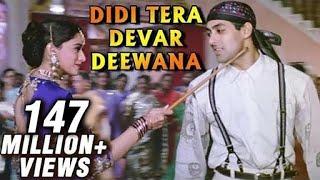 Didi Tera Devar Deewana   Hum Aapke Hain Koun   Salman Khan, Madhuri Dixit   Best Bollywood Song