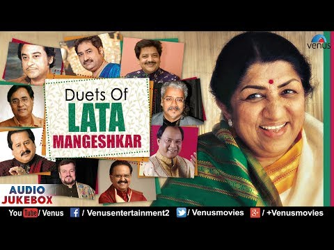 Download Duets Of Lata Mangeshkar |  Best Evergreen Romantic Songs | JUKEBOX | 90's Bollywood Love Songs HD Mp4 3GP Video and MP3