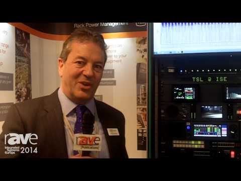 ISE 2014: TSL Products Presents Its Broadcast Products With Power Management