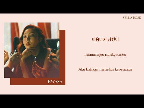 "Lirik ""HWASA - María"" Lirik Terjemahan [Han/Rom/Ina]"