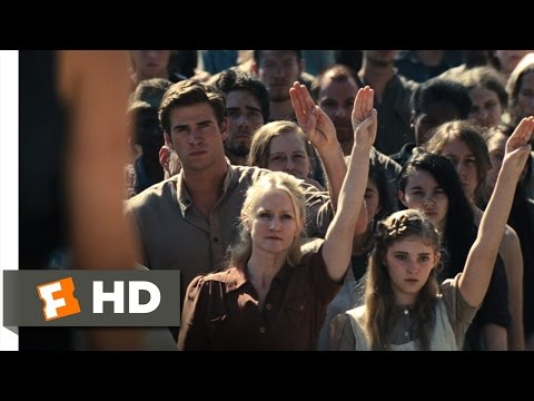 The Hunger Games: Catching Fire (3/12) Movie CLIP - The Tributes are Taken (2013) HD