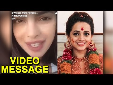 Priyanka Chopra WEDDING MESSAGE to Malayalam Actre