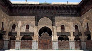 Fes Morocco  city photos : Medina of Fès, Morocco in 4K (Ultra HD)