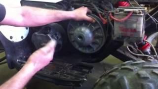 10. Polaris atv secondary clutch puller