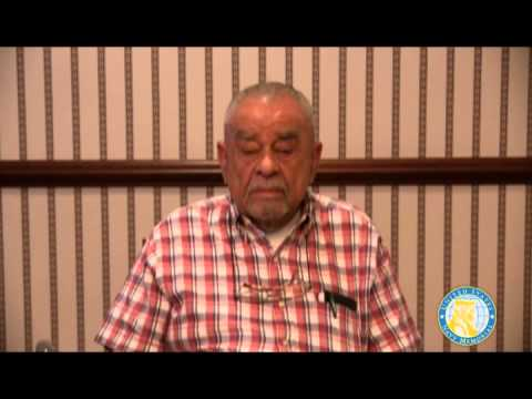 USNM Interview of Arthur Lewis Part Three The Conclusion of the War and the GI Bill
