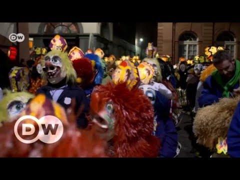 Die Fasnacht Basel - UNESCO-Welterbe | DW Deutsch
