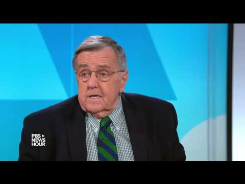 Shields and Brooks on the Senate health care bill unveiled, Trump's tape clarification