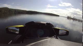 9. SEADOO RXT 260 TOP SPEED RUN