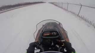 9. first ride of the season and gopro test.