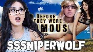 SSSNIPERWOLF REACTS TO