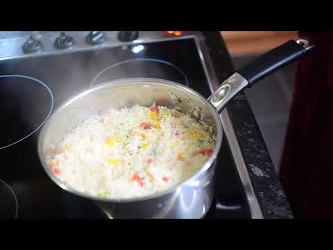 NIGERIAN COCONUT RICE BEST RECIPE | TOSIN ALABI
