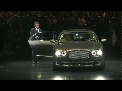 2013 Bentley Flying Spur Debut Geneva Commercial Carjam TV HD Car TV Show