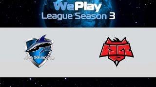 HR vs Vega, game 1